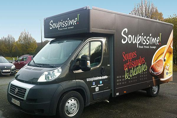Food Truck Soupissime